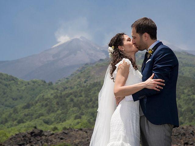 Il matrimonio di Maria Angelica e Simone a Milo, Catania 13