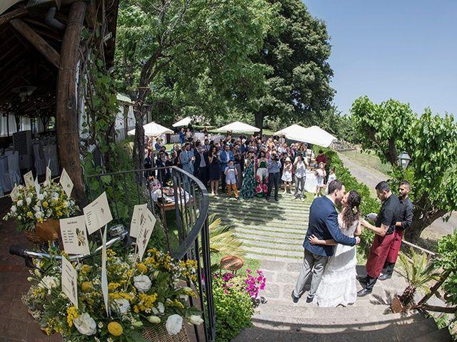 Il matrimonio di Maria Angelica e Simone a Milo, Catania 21