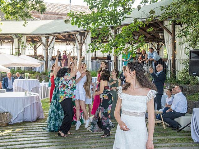 Il matrimonio di Maria Angelica e Simone a Milo, Catania 23