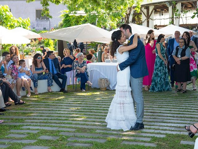 Il matrimonio di Maria Angelica e Simone a Milo, Catania 24