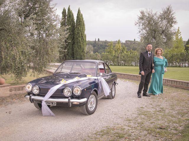 Il matrimonio di Fabio e Gaia a Palaia, Pisa 11