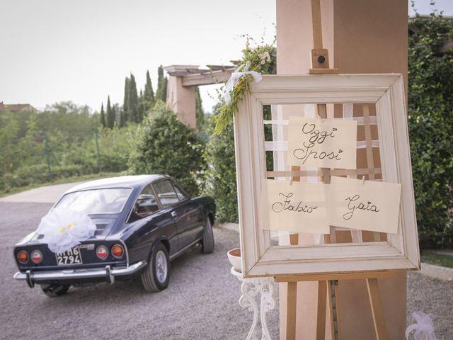 Il matrimonio di Fabio e Gaia a Palaia, Pisa 13