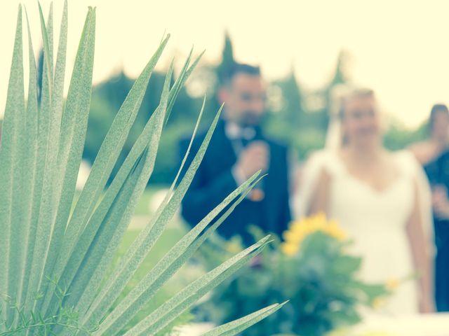 Il matrimonio di Fabio e Gaia a Palaia, Pisa 14