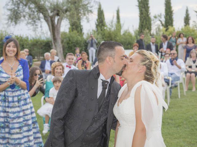 Il matrimonio di Fabio e Gaia a Palaia, Pisa 15