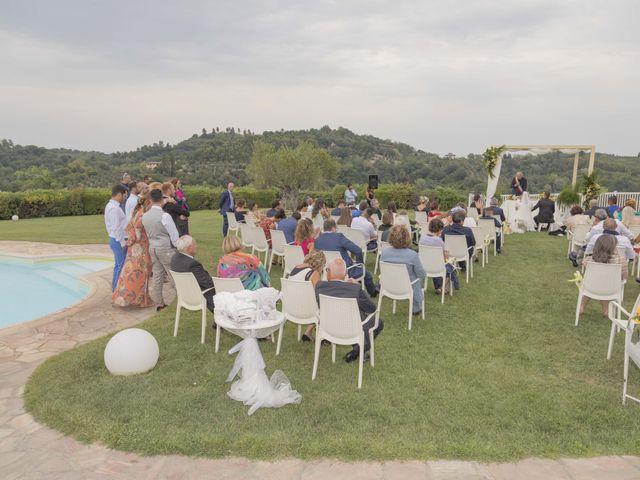Il matrimonio di Fabio e Gaia a Palaia, Pisa 19