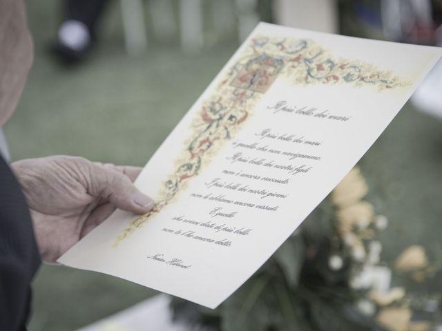 Il matrimonio di Fabio e Gaia a Palaia, Pisa 20