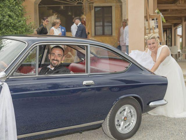 Il matrimonio di Fabio e Gaia a Palaia, Pisa 22