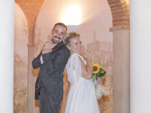 Il matrimonio di Fabio e Gaia a Palaia, Pisa 25