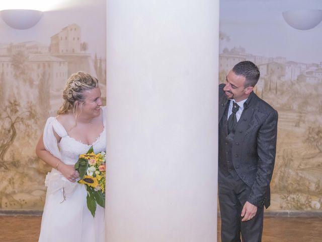 Il matrimonio di Fabio e Gaia a Palaia, Pisa 26