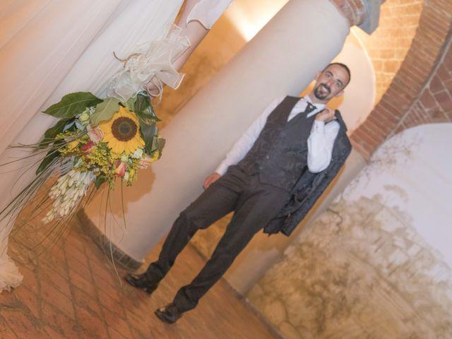 Il matrimonio di Fabio e Gaia a Palaia, Pisa 27