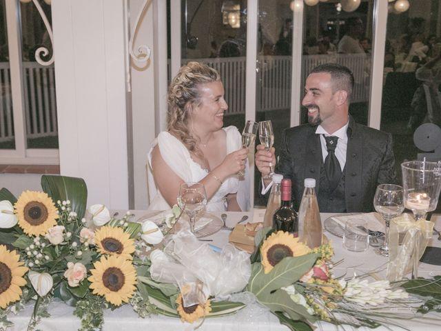 Il matrimonio di Fabio e Gaia a Palaia, Pisa 30