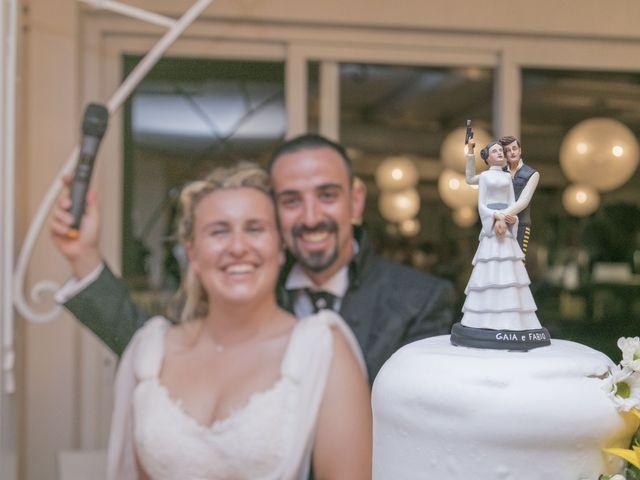 Il matrimonio di Fabio e Gaia a Palaia, Pisa 33