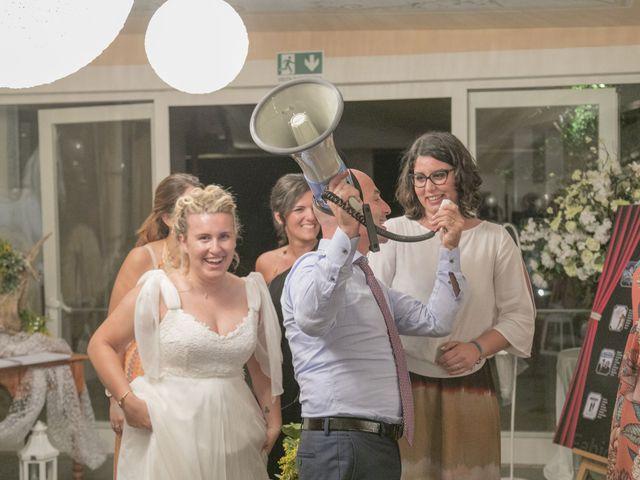 Il matrimonio di Fabio e Gaia a Palaia, Pisa 36