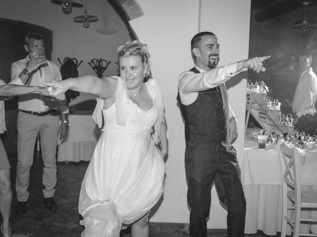 Il matrimonio di Fabio e Gaia a Palaia, Pisa 39