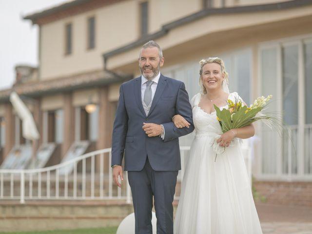 Il matrimonio di Fabio e Gaia a Palaia, Pisa 62
