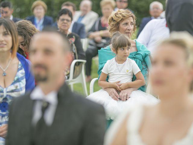 Il matrimonio di Fabio e Gaia a Palaia, Pisa 63
