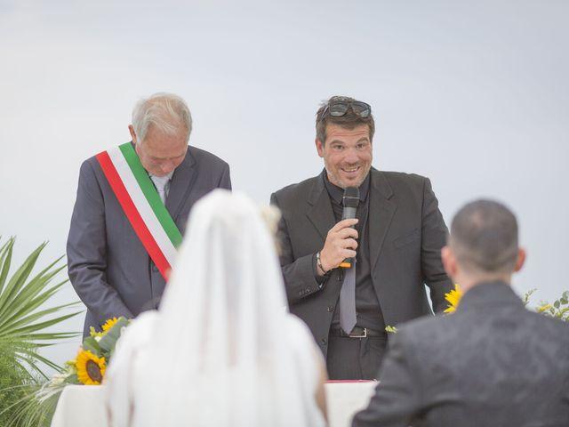Il matrimonio di Fabio e Gaia a Palaia, Pisa 70