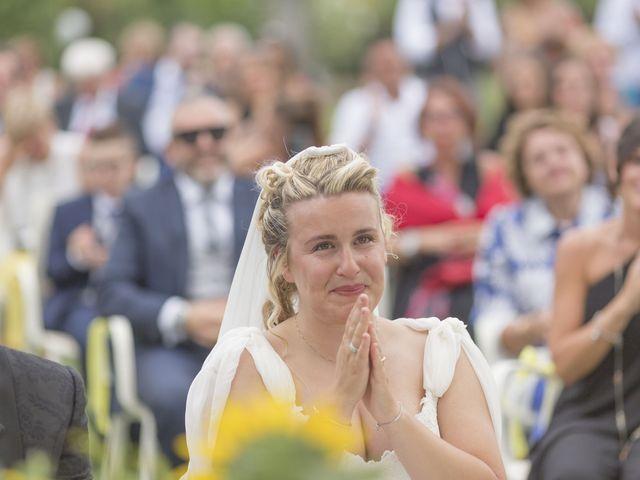 Il matrimonio di Fabio e Gaia a Palaia, Pisa 73