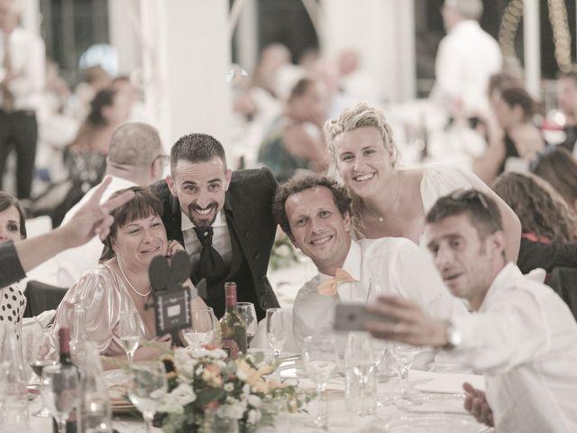 Il matrimonio di Fabio e Gaia a Palaia, Pisa 80