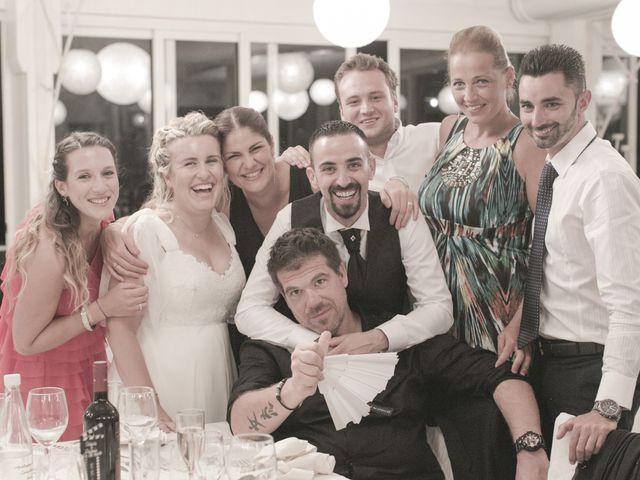 Il matrimonio di Fabio e Gaia a Palaia, Pisa 82