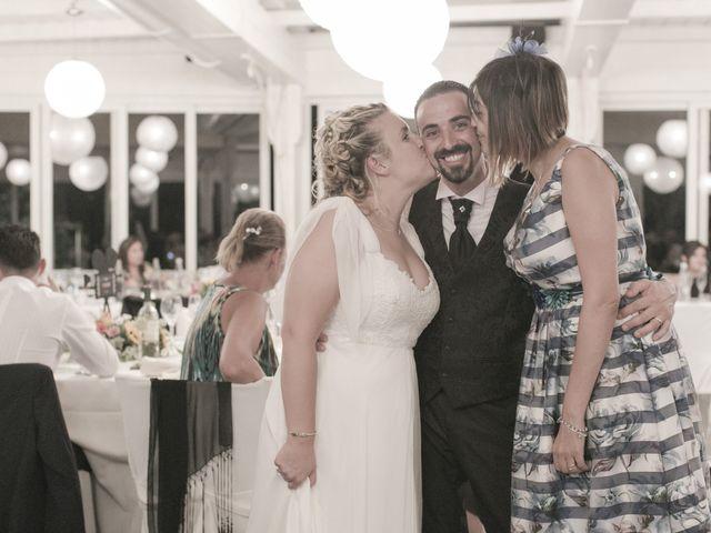 Il matrimonio di Fabio e Gaia a Palaia, Pisa 83