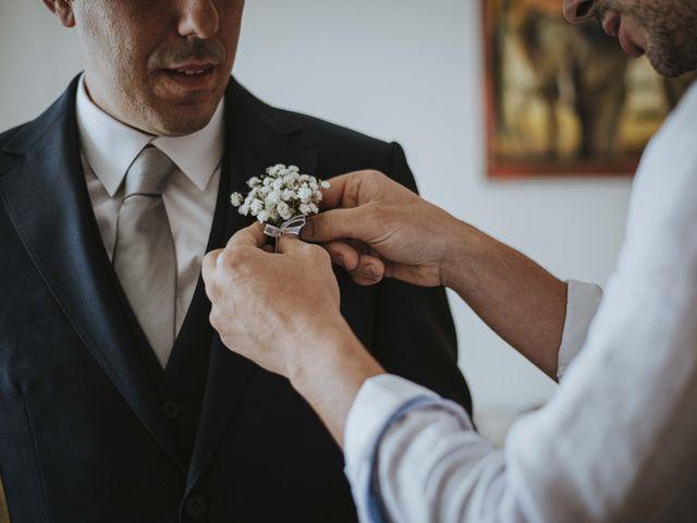 Il matrimonio di Omar e Giulia a Sossano, Vicenza 2
