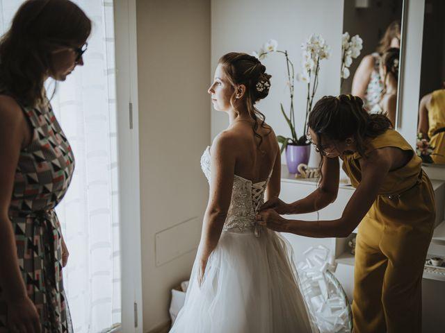 Il matrimonio di Omar e Giulia a Sossano, Vicenza 11