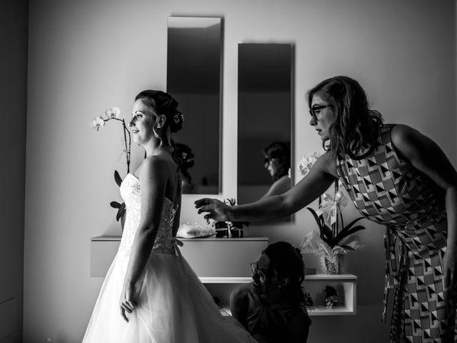 Il matrimonio di Omar e Giulia a Sossano, Vicenza 12