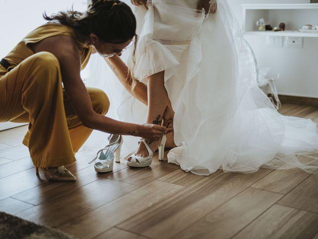 Il matrimonio di Omar e Giulia a Sossano, Vicenza 13