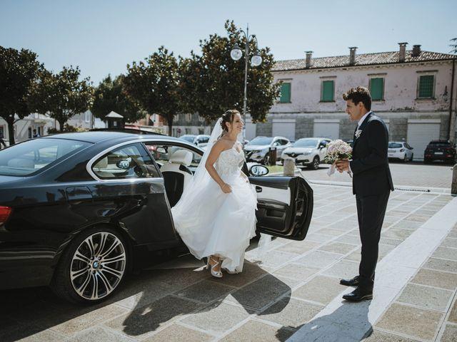 Il matrimonio di Omar e Giulia a Sossano, Vicenza 23
