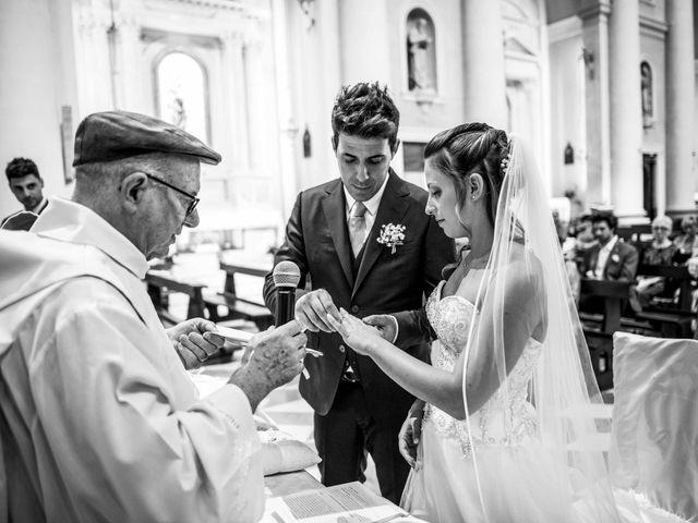 Il matrimonio di Omar e Giulia a Sossano, Vicenza 28