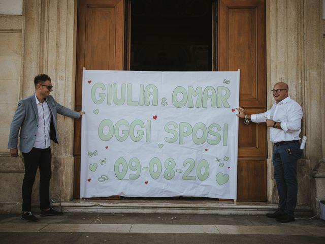 Il matrimonio di Omar e Giulia a Sossano, Vicenza 29