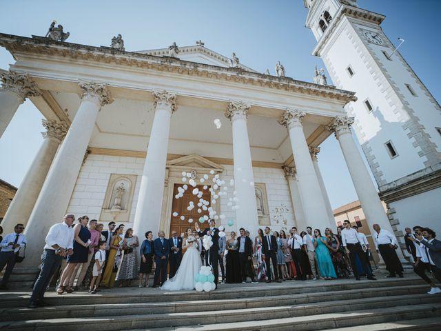 Il matrimonio di Omar e Giulia a Sossano, Vicenza 32