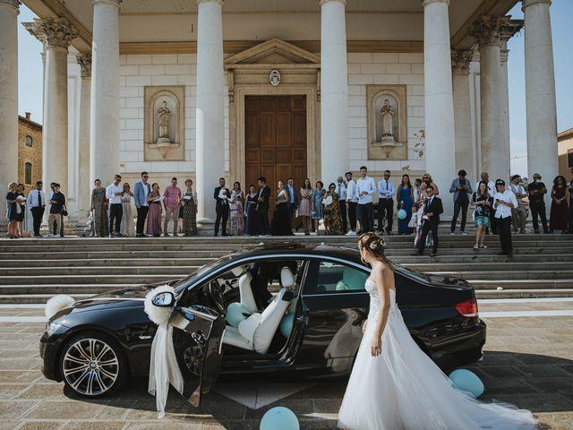 Il matrimonio di Omar e Giulia a Sossano, Vicenza 33