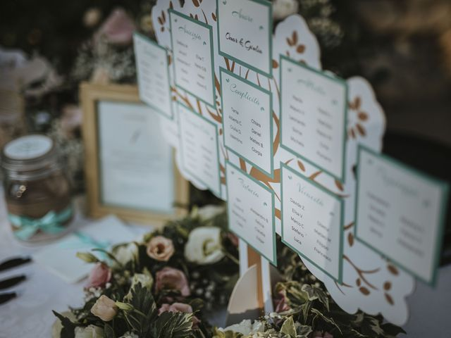 Il matrimonio di Omar e Giulia a Sossano, Vicenza 40