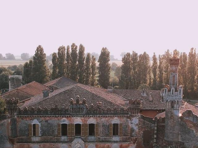 Il matrimonio di Giuseppe e Dominique a Stagno Lombardo, Cremona 12