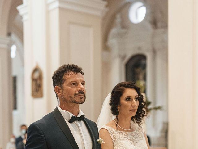 Il matrimonio di Massimiliano e Alessia a Lamezia Terme, Catanzaro 33