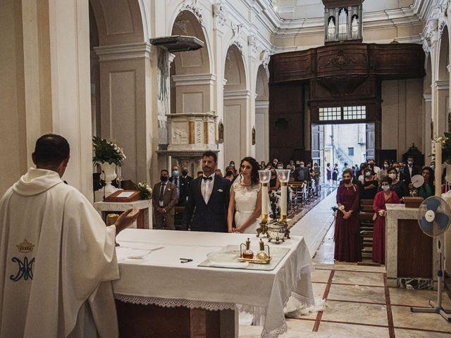 Il matrimonio di Massimiliano e Alessia a Lamezia Terme, Catanzaro 37