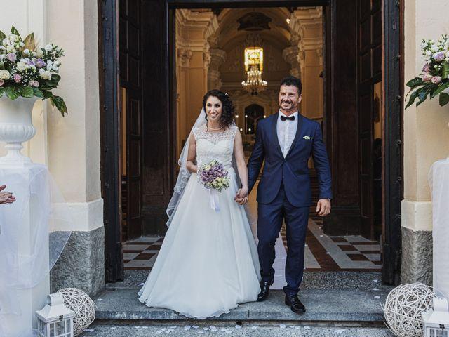 Il matrimonio di Massimiliano e Alessia a Lamezia Terme, Catanzaro 39