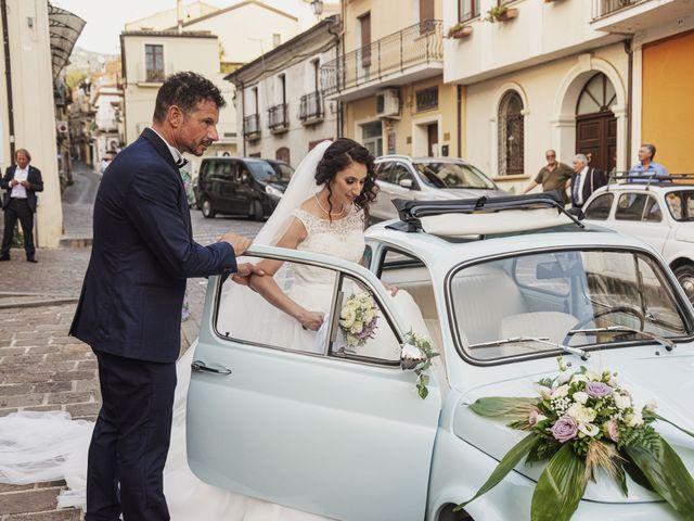 Il matrimonio di Massimiliano e Alessia a Lamezia Terme, Catanzaro 41