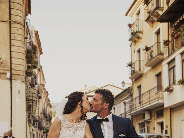 Il matrimonio di Massimiliano e Alessia a Lamezia Terme, Catanzaro 42