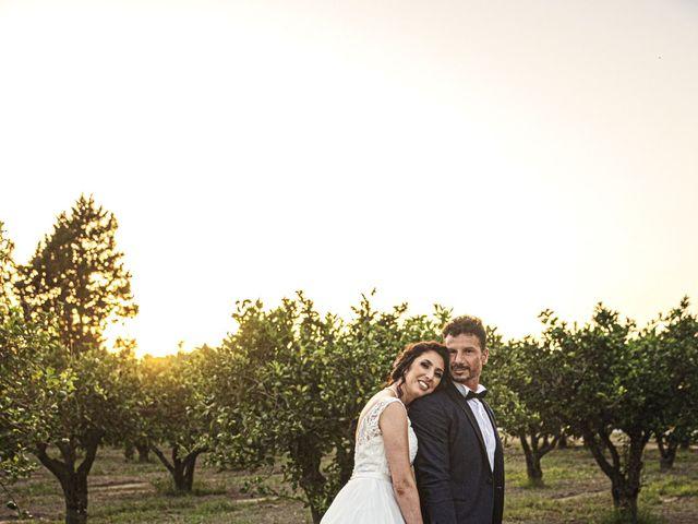 Il matrimonio di Massimiliano e Alessia a Lamezia Terme, Catanzaro 47
