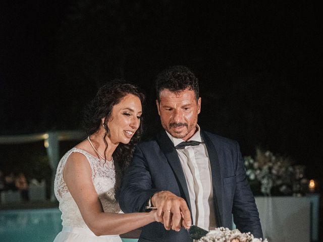 Il matrimonio di Massimiliano e Alessia a Lamezia Terme, Catanzaro 54