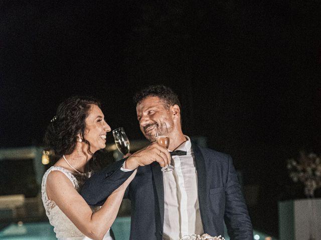 Il matrimonio di Massimiliano e Alessia a Lamezia Terme, Catanzaro 56