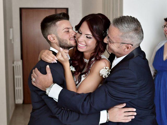Il matrimonio di Nicholas e Francesca a Bitonto, Bari 14