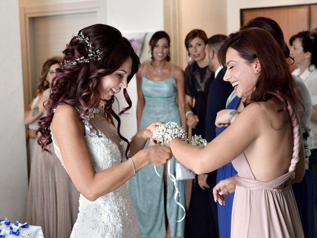 Il matrimonio di Nicholas e Francesca a Bitonto, Bari 15