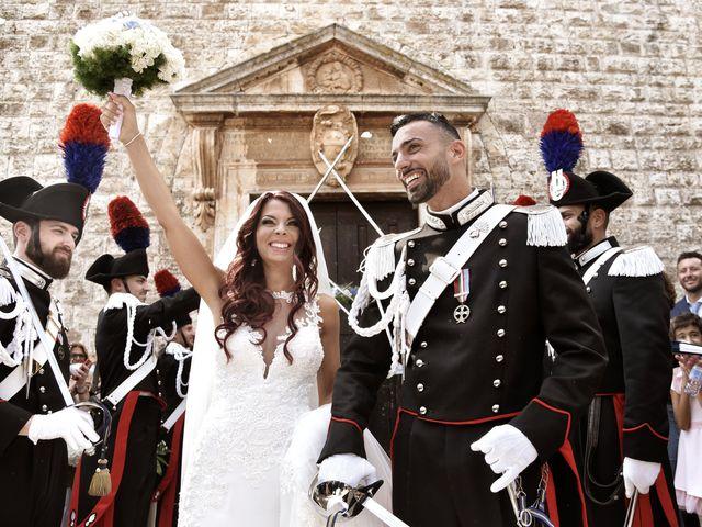 Il matrimonio di Nicholas e Francesca a Bitonto, Bari 18