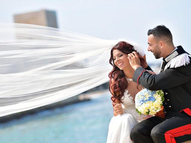 Il matrimonio di Nicholas e Francesca a Bitonto, Bari 19