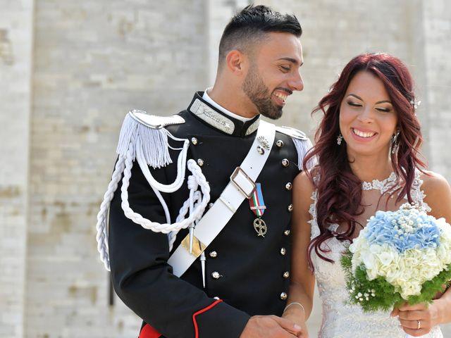 Il matrimonio di Nicholas e Francesca a Bitonto, Bari 20