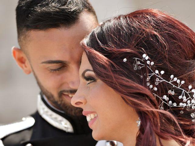 Il matrimonio di Nicholas e Francesca a Bitonto, Bari 21